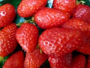 ensemble fraise