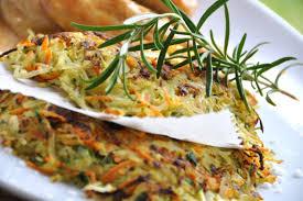 croquette de légumes