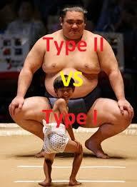 Diabète 1 et 2