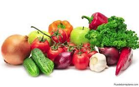 fruits et légumes été