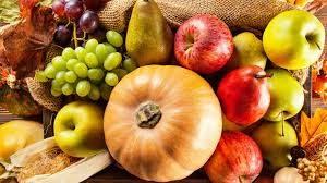fruits et legumes automne